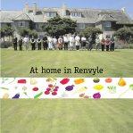 renvyle Cookbook Cover