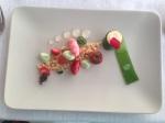 Ciff otel strawberry 1st dessert