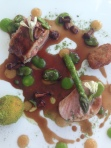 Cliff House Rose veal