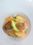 cliff house scallops