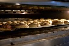 bakery Cinnamon buns baking 7004