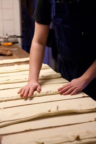 bakery folding pastry 7007